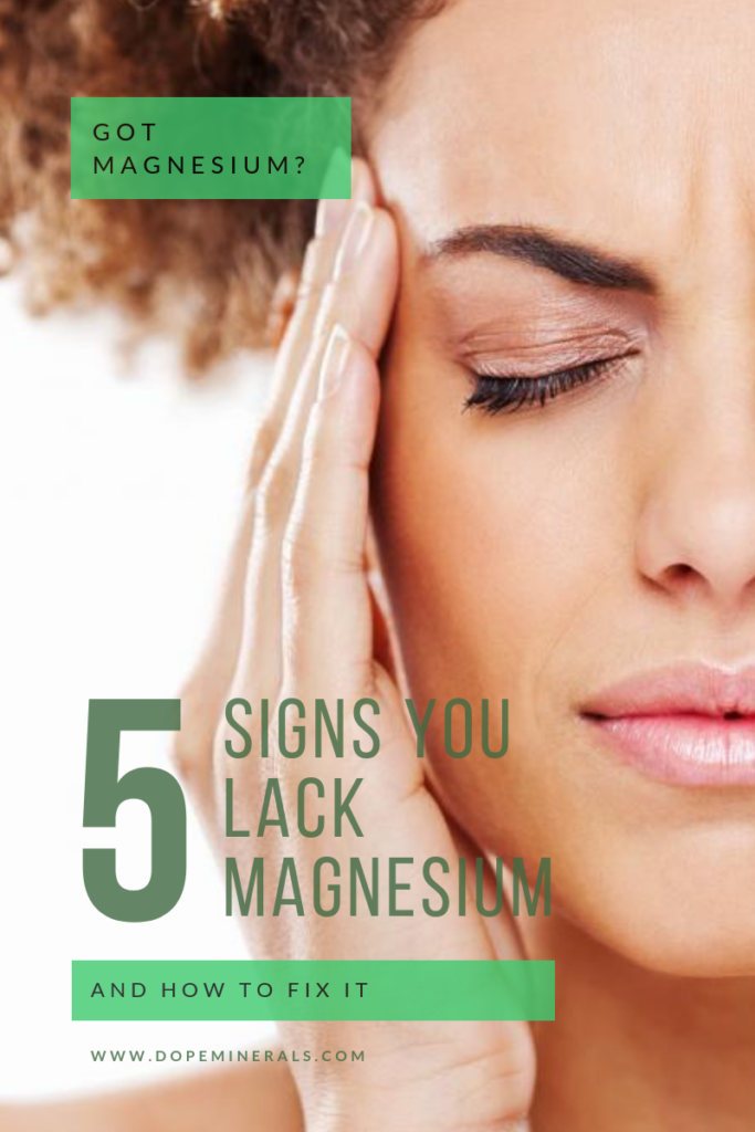 how to fix magnesium Deficiency, signs of magnesium Deficiency, ways to treat magnesium Deficiency,