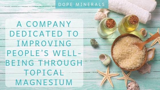 Topical Magnesium for Pain
