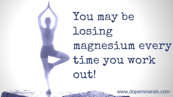 magnesium and exercise, muscle cramps, muscle soreness